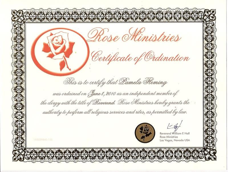 Rose Ministries